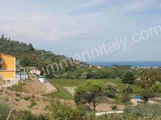 Bright House with Deck and Garden - San Marco di Castellabate vacation rentals