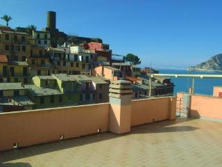 Beautiful Condo with Deck and Central Heating in Vernazza - Vernazza vacation rentals