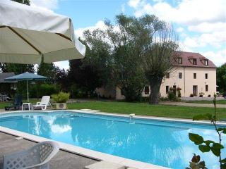 Beautiful Bed and Breakfast with Internet Access and Shared Outdoor Pool - Lurcy-Levis vacation rentals