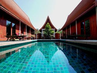 Green Gecko: private pool,Thai food + authenticity - Udon Thani Province vacation rentals