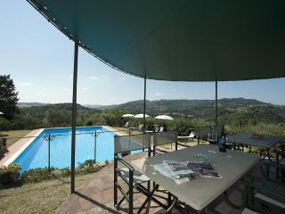 Villa Montaperti with private and panoramic pool - Pomarance vacation rentals