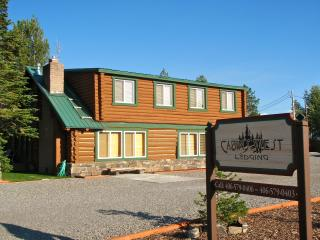 Cabins West - Absaroka Cabin - West Yellowstone vacation rentals