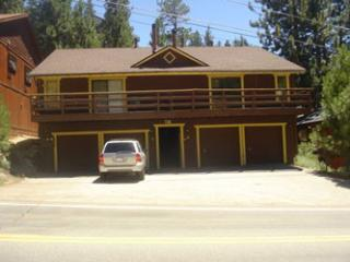 Fabulous House with 4 Bedroom-3 Bathroom in Lake Tahoe (014a) - Cave Rock vacation rentals