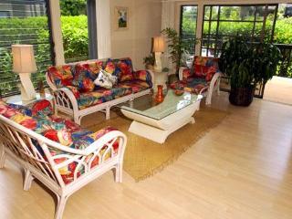 Tropical Family Villa - 5 min. walk to beach! - Princeville vacation rentals