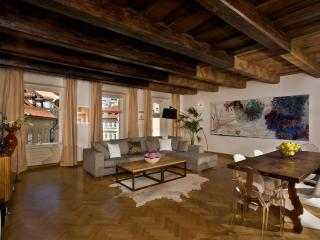 Gorgeous 3 bedroom Prague Apartment with Internet Access - Prague vacation rentals