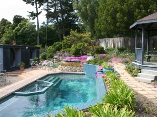 FAMILY POOLSIDE HOME on 1 Acre -Discounts for 4! - Santa Barbara vacation rentals