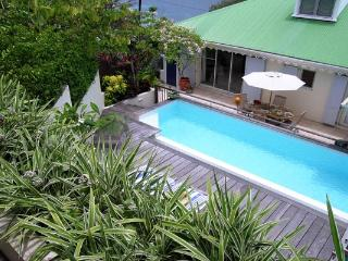 Hideaway blending contemporary with traditional Caribbean elegance WV CEC - Petites Salines vacation rentals