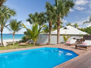 Lovely villa on Flamands Beach just a few steps from the water WV VMG - Saint Barthelemy vacation rentals