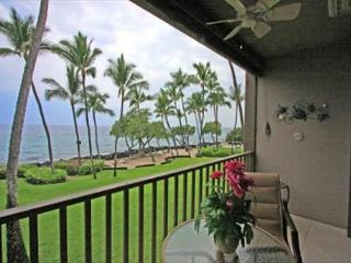 Kona Isle E23 DIRECT OCEAN FRONT $90.00 special May 18th-30th! - Kailua-Kona vacation rentals