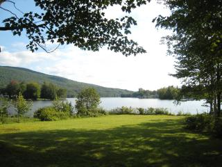 Charming Berkshires lakefront house, great views - Berkshires vacation rentals
