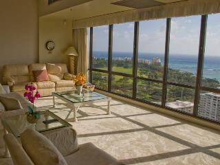 Waikiki Sunset 2 Bed Penthouse Suite 3806 - Waikiki vacation rentals
