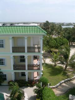 Picturesque Ocean Front Condo in Oasis del Caribe - San Pedro vacation rentals