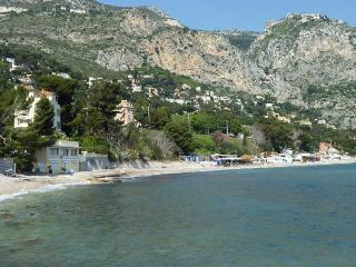 Eze sur mer 2 BD terrace parking 5 mn walk f beach - Villefranche-sur-Mer vacation rentals