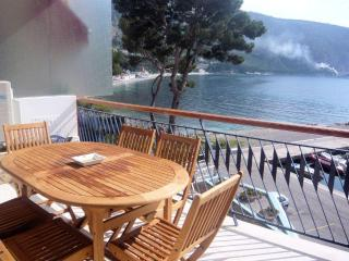 Unique Eze on the beach view terrace 2 bedrooms ! - Eze vacation rentals
