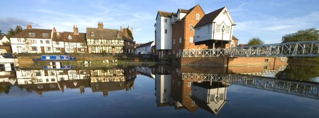 Romantic 1 bedroom Cottage in Tewkesbury - Tewkesbury vacation rentals