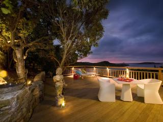 Peaceful villa on the top of the hill in Domaine du Lagon WV AJL - Petites Salines vacation rentals