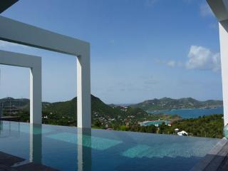 Amazing private villa located on the hillside of Camaruche WV AGA - Grand Cul-de-Sac vacation rentals