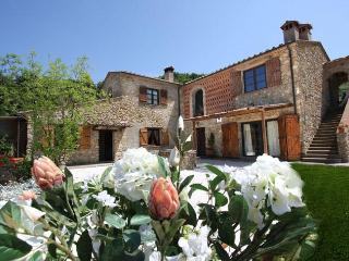 Luxury Villa in Chianti Pisano area, Pool, A/C - Lustignano vacation rentals