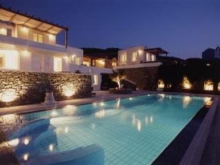 4 suites, Jacuzzi pool, art, zen villa, Mykonos! - Mykonos vacation rentals
