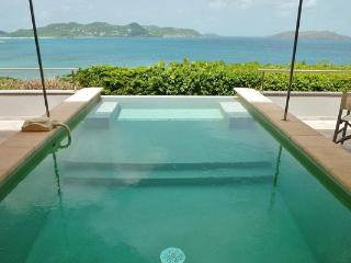 Beautiful villa offering wonderful views of the ocean and sunset WV DEL - Pointe Milou vacation rentals