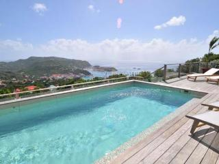 Private villa with incredible views up on the hill in Colombier WV ING - Petites Salines vacation rentals