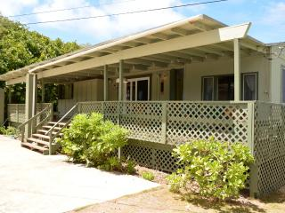 Perfect House with Deck and Internet Access - Kahuku vacation rentals