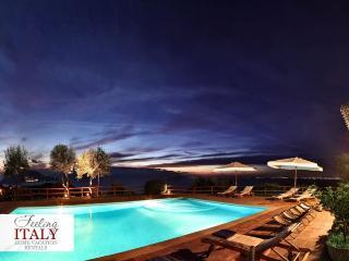 Primula,Bright Apartment with Panoramic Pool - Massa Lubrense vacation rentals