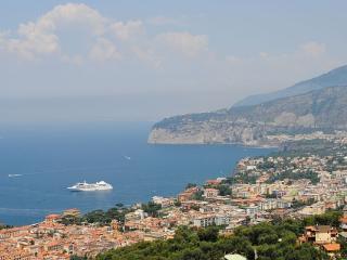 Priora,Villa 150 mt.sq. with terraces and garden - Sorrento vacation rentals
