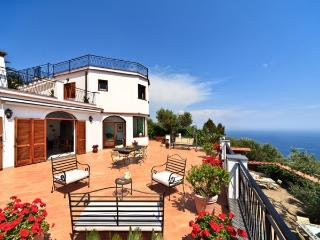 ChezPie,Villa in Sorrento with Fabulous View& Pool - Massa Lubrense vacation rentals