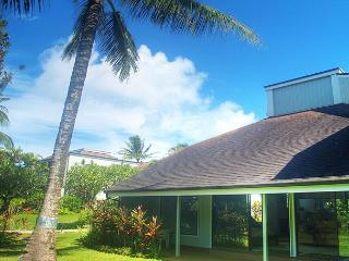 Kamahana 3: Spacious and affordable garden view 2br close to golf and beach. - Princeville vacation rentals