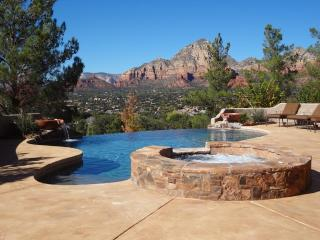 Heated..Pool..Spa..Views..Luxury.. Red Rock Vistas - Sedona vacation rentals