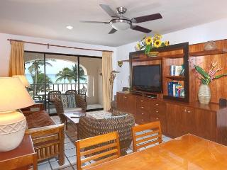 Beachfront PH-Private sunning deck & BBQ! - Playa del Carmen vacation rentals