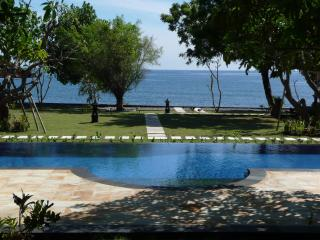 Villa Wilali - Peaceful Private Beachfront Villa - Pemuteran vacation rentals