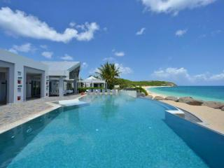 Luxury 8 bedroom Terres Basses (French side) villa. A self-contained paradise with every amenity! - Cupecoy Bay vacation rentals