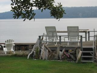 The Boat House on Camano Island at the waters edge - Greenbank vacation rentals