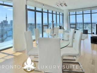 CasaBlanca - Luxury Condo Fully Furnished Stunning - Toronto vacation rentals
