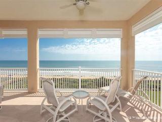 555 Cinnamon Beach, 5th Floor BeachFront, 3 bedrooms 3 bathrooms - Florida Central Atlantic Coast vacation rentals