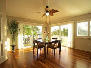 Hale Houston - Stream-Side Beach House - Kilauea vacation rentals