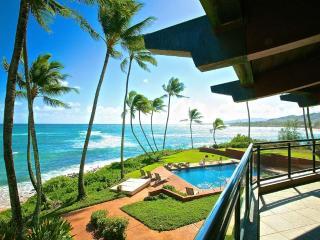 Hale Awapuhi Villa 2G - Ocean Front Condo, Wailua - Anahola vacation rentals