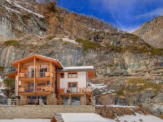 Chalet Ibron - for 8 -  independent freestanding - Zermatt vacation rentals