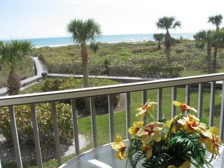 Gulf Beach - Panoramic View on Quiet Beach - Sanibel Island vacation rentals