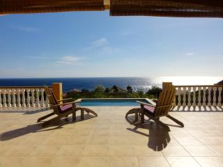 Iguana Villa-sunsets over the sea from pool/deck! - Curacao vacation rentals