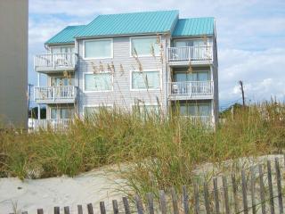 PET FRIENDLY OCEANFRONT CONDO -- SEAHOUSE VILLA B2 - North Myrtle Beach vacation rentals