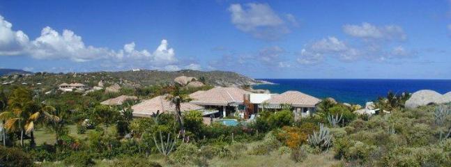 Las Brisas British Virgin Island Vacation Villa - The Baths vacation rentals