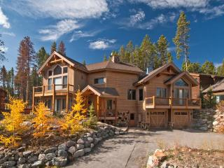 LUXURIOUS SKI IN/OUT, SPECTACULAR VIEWS, SLEEPS 16 - Breckenridge vacation rentals