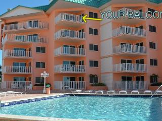 Stunning Ocean View Condo!  Flat Screen TV, WiFi - Indian Shores vacation rentals