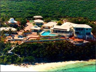 Luxury 6 bedroom Turks and Caicos villa. Private and beachfront! - Thompson Cove vacation rentals