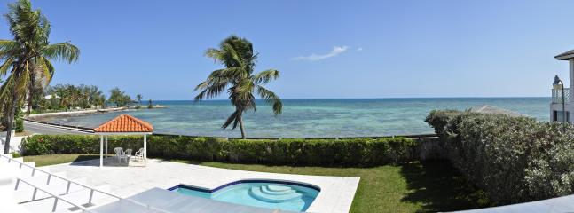 view from balcony - Oceanfront Winton Townhouse - Nassau - rentals