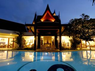 8 bedrooms villa with full service, next to beach - Thalang vacation rentals