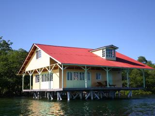 10% DISCOUNT FOR OCT-NOV.    OVER THE WATER! - Isla Colon vacation rentals